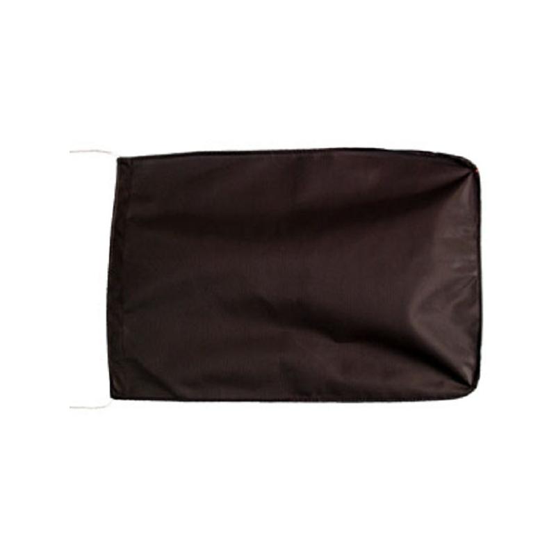 Drapeaux de signalisation noir