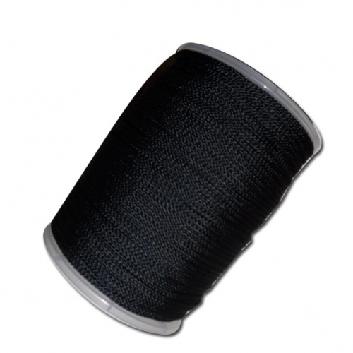 Corde polypropylène 3mm noire.
