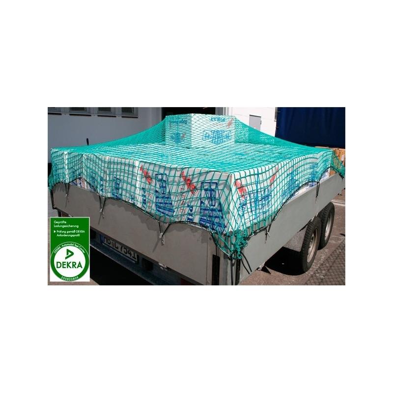 filet de protection remorque 1,50m X 3,00m maille 45mm