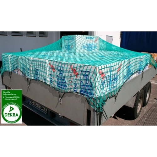 filet de protection remorque 2,00m X 3,00m maille 45mm
