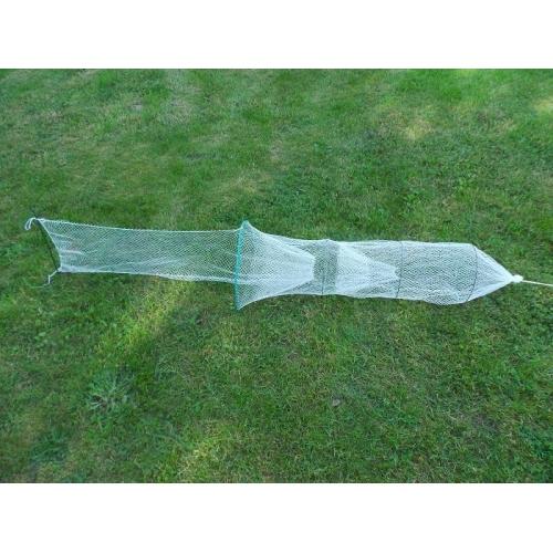 Verveux en forme de D à aile centrale 2,45m