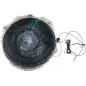 Nasse pliable - Diamètre 60cm spécial poisson chat et écrevisse de louisane