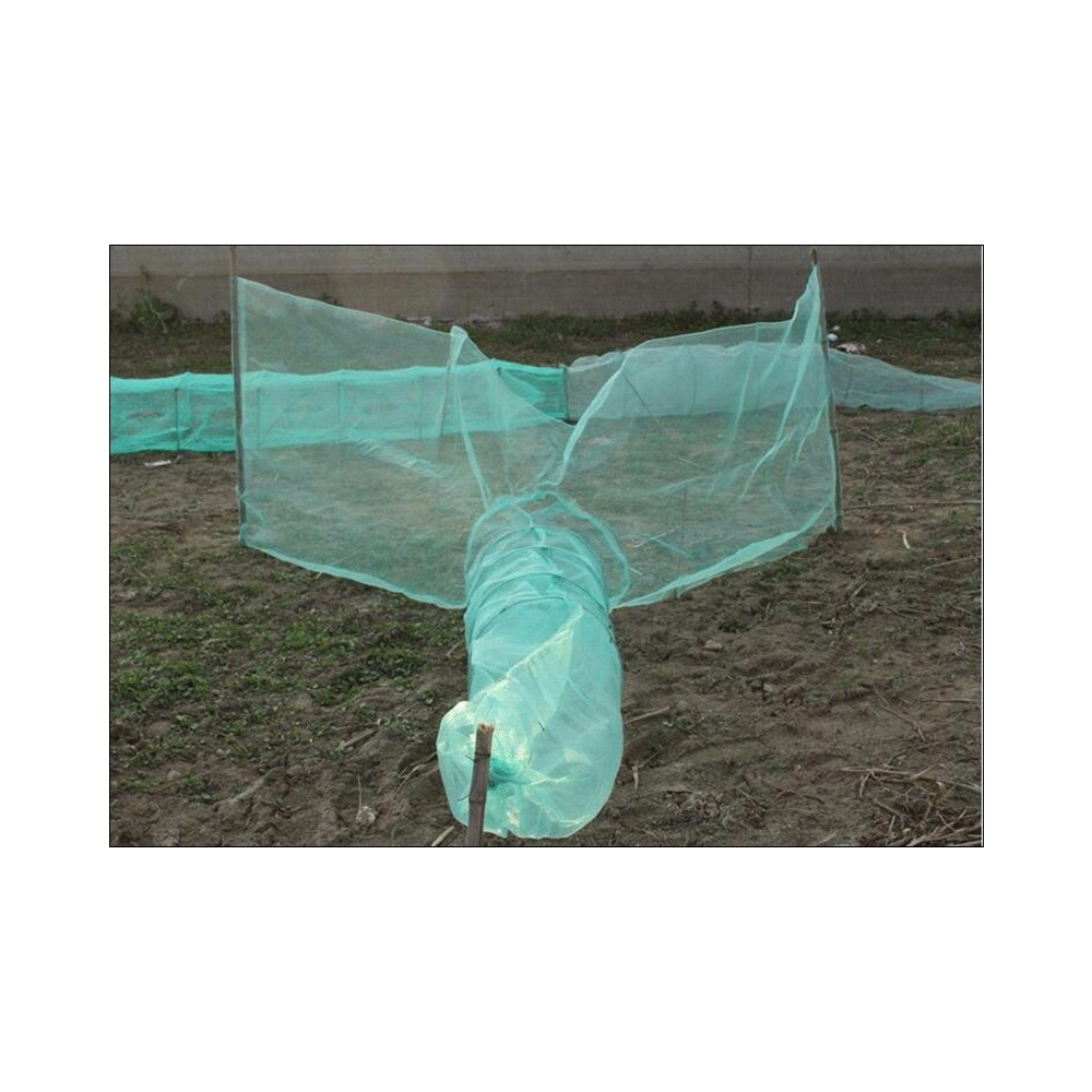 verveux deux ailes maille 4mm lg m tres environ pour p che scientifique pisciculture etc. Black Bedroom Furniture Sets. Home Design Ideas