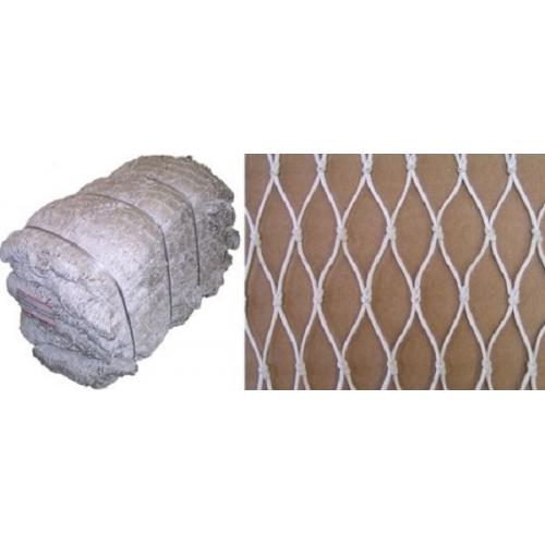 Filet de protection botte de foin 3,00m X 3,50m maille 50mm