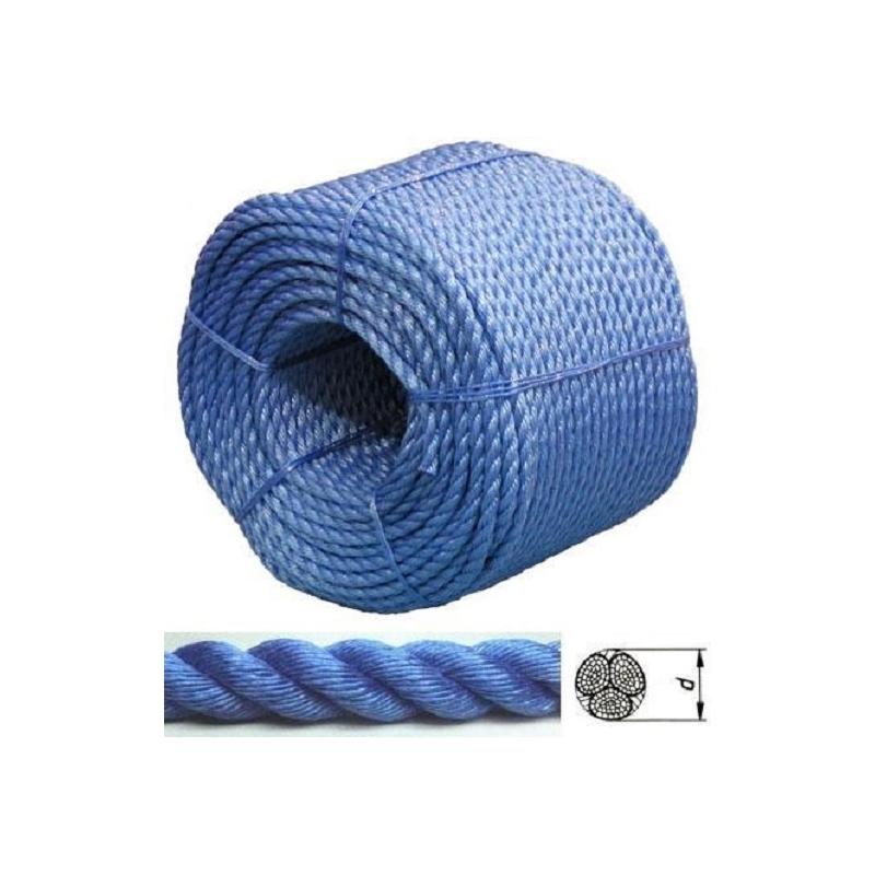 Corde movline plus pour montage filet de pêche diamètre 7mm longueur 210m