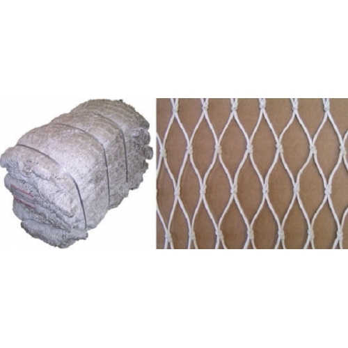 Filet de protection botte de foin 3,00m X 3,50m maille 50mm