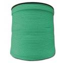 Corde polypropylène 3mm verte.
