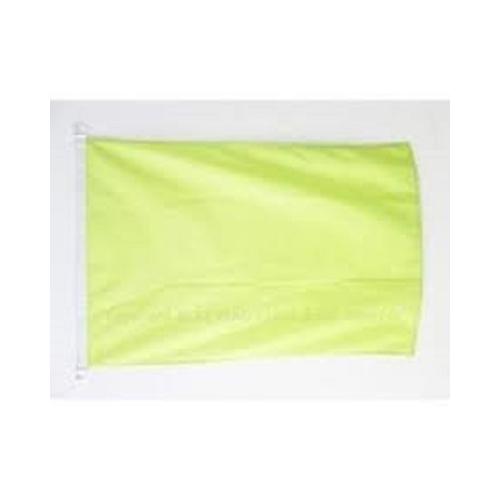 Drapeaux de signalisation jaune