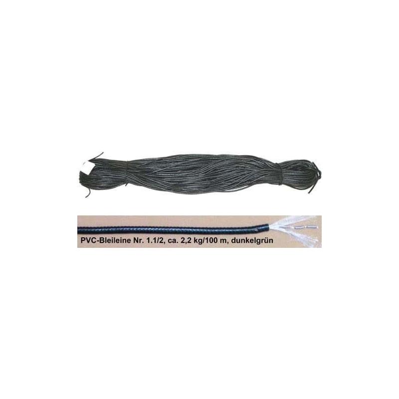 Corde plombée 2,2kg/100 mètres par paquet de 130m
