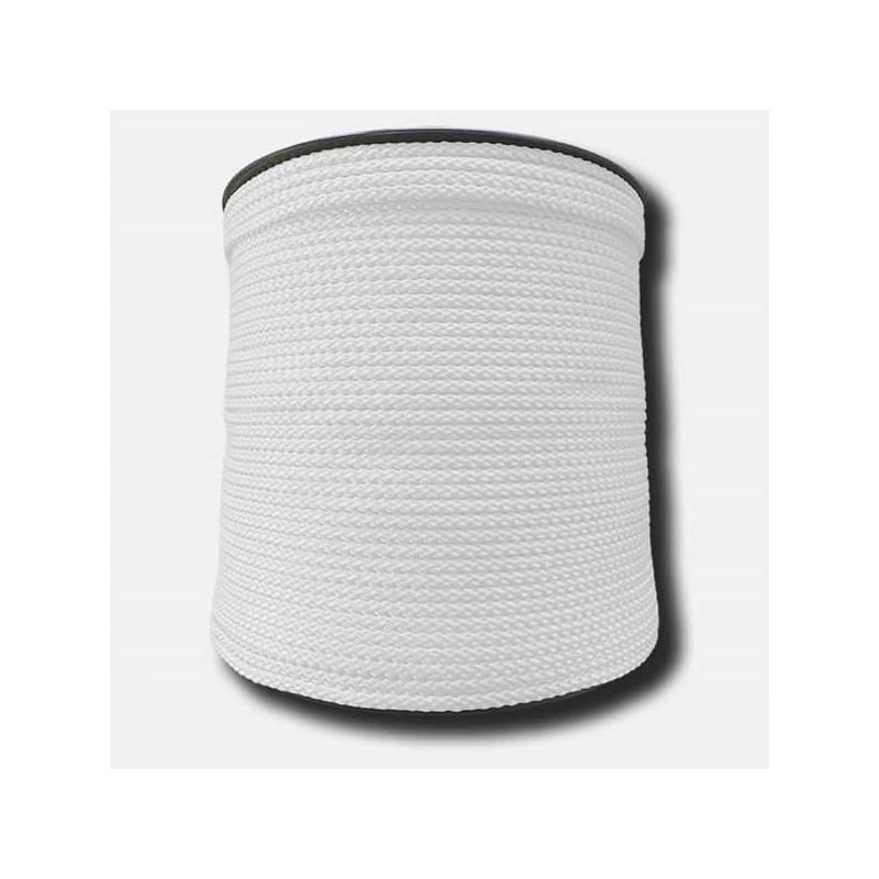 Corde en polypropylène diamètre 8mm longueur 100m