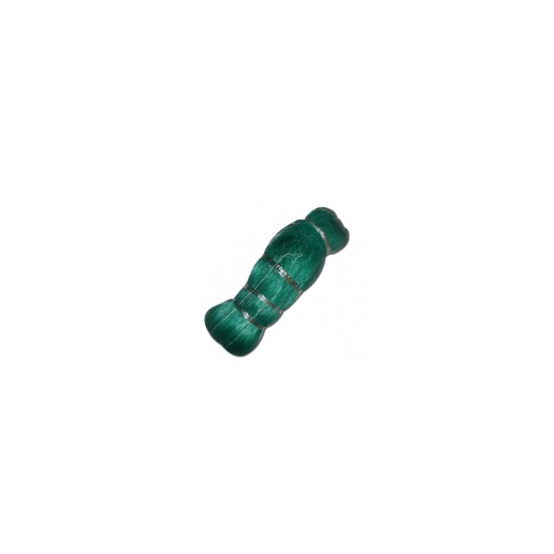Maille 50mm en monofilament hauteur 2,00m longueur 100m en 37/100éme