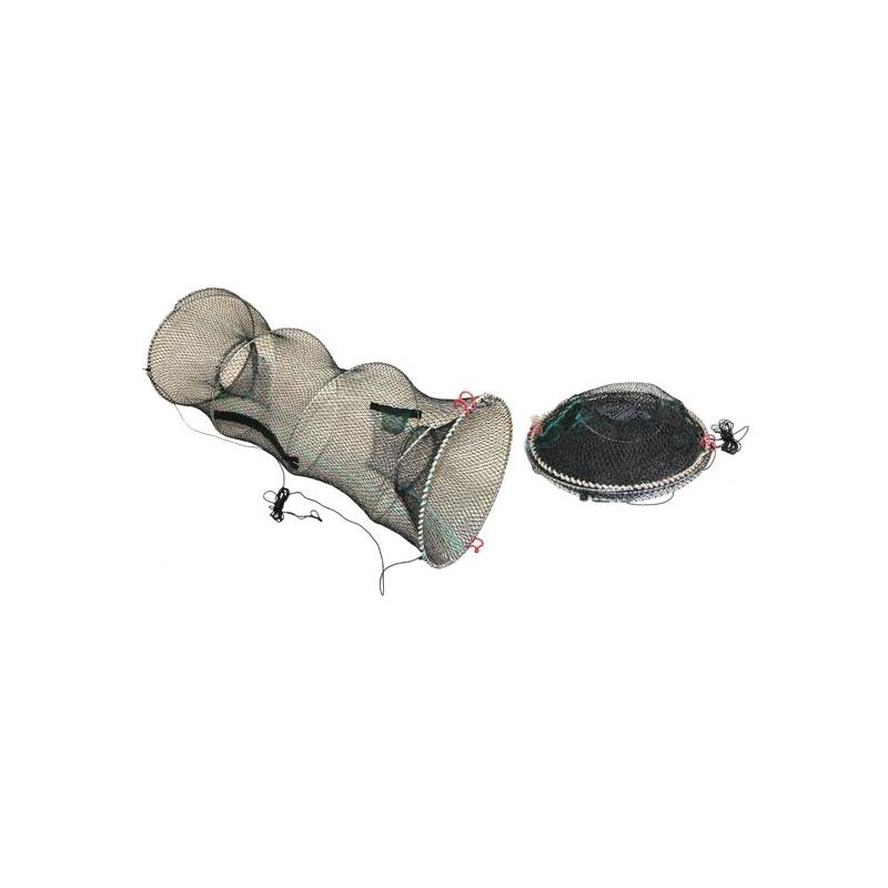 Nasse pliable - Diamètre 60cm spécial poisson chat et écrevisse de louisiane
