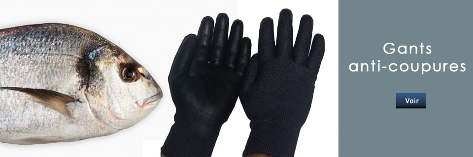 gants anti coupures